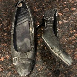 Diesel Black Heels